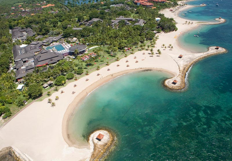 The new Club Med Lombok to be built at A'an Bay, Lombok