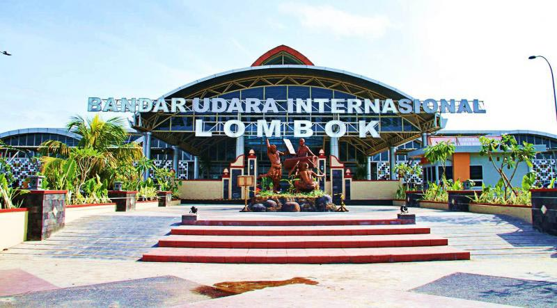 Lombok-Jeddah Route Opening soon here at Bandara International Airport shown here