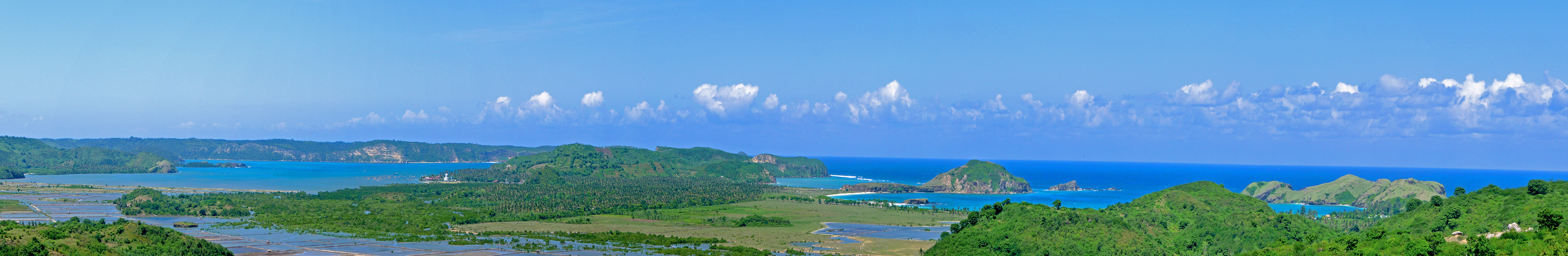 Buy land in Lombok and get this spectacular ocean view!