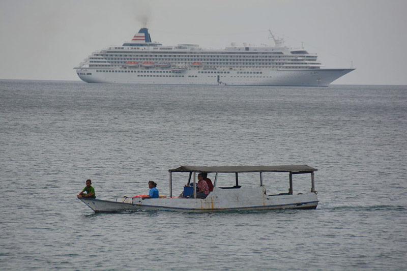 24 Cruise ships to visit Lombok