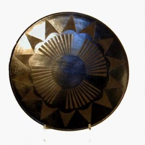 Lombok Incised Serving Plate