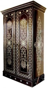 Lombok Inlaid Local Furniture Piece