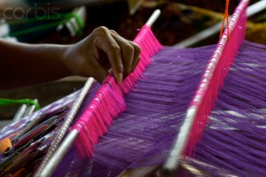 On The Lombok Loom