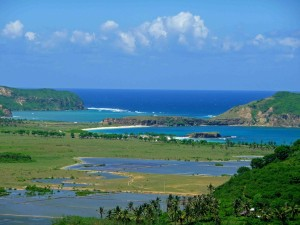 Lombok's Tanjung A'an - Bay From TOV Project