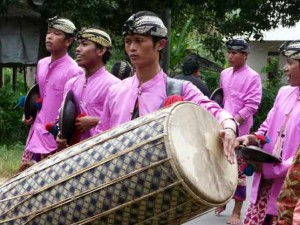 Lombok Marching Drummers