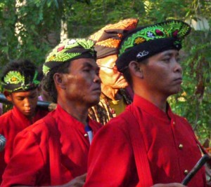 Lombok Marching Wedding Musicians