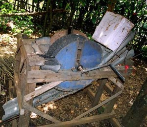 Peanut Shelling Machine in Lombok