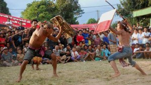 Lombok Stick Fighting