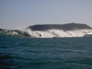 Surfing Lombok Inside Gerupuk