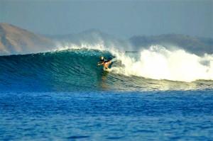 Surfing Lombok Inside Ekas